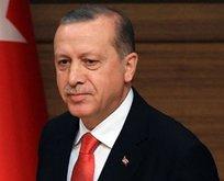 Başkan Erdoğan, Guy Ryder'ı kabul etti