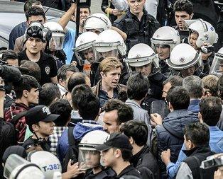 Gezi provokatörü Ivan Watson Hong Kong'da