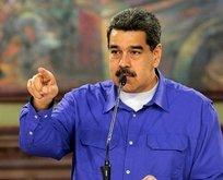 Maduro orduya talimatı verdi! Artık zamanı geldi