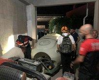 Bursa'da korkunç olay! Cansız bedenine ulaşıldı