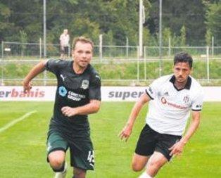 Beşiktaş umut verdi