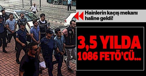 Edirne sınır hattı FETÖ'cülerin kaçış mekanı oldu!