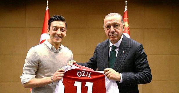 Almanların efsanesinden Mesut Özil itirafı!