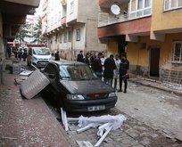 Diyarbakır'da evde patlama