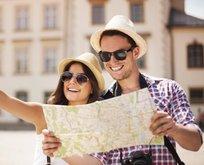 5 ayda turist aktı