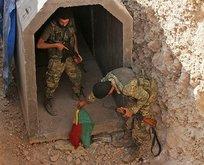 Terör örgütü PKK ve Haşdi Şabi'nin alçak kardeşliği!