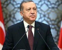 Başkan Erdoğan'dan 'Hiroşima' mesajı