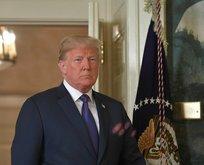 Trumptan Suriye açıklaması: Saldırı emrini verdim