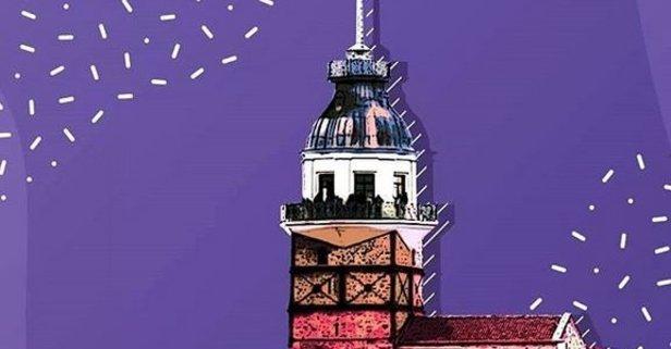 Eleq Ipucu 14 şubat Kız Kulesi Aşıkları Bizans Imparatoru Manuel