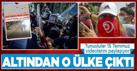 Tunus'taki darbenin arkasında kim var?