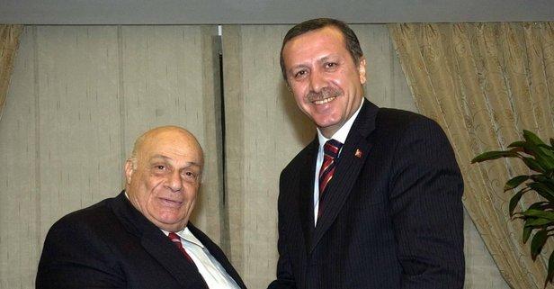Başkan Erdoğan, Denktaş'ı unutmadı