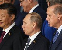 Yeni dünyayı Türkiye, Çin ve Rusya kuruyor