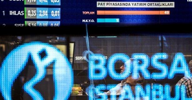 Borsa günün ilk yarısında yükseldi! | İşte 18 Ocak BIST 100 son durum