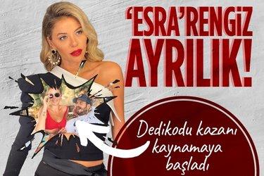 Esra Eron ile Efe Gürsoy ilişkilerini sonlandırınca dedikodu kazanı kaynamaya başladı! Bakın neden ayrılmışlar