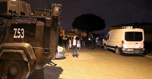 İstanbulda patlayıcı alarmı! Vatandaşlar buldu...
