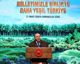Cumhurbaşkanı Erdoğandan hodri meydan