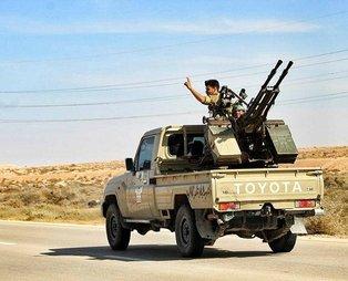 Libya İçişleri Bakanı açıkladı: Hafter'e son darbe için ele geçirilmesi şart