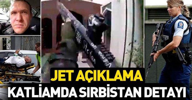 Katliamda o ayrıntılar dikkat çekti... Sırbistan'dan jet açıklama geldi