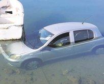 Yüzen otomobil!