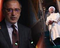 Fatih Altaylı Ali Erbaş'a iftira attı