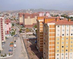 TOKİ Kayseri sosyal konut projeleri hangi ilçelerde, nerede?