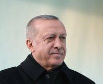 Erdoğan, Bosna Hersek'in Bağımsızlık Günü'nü kutladı