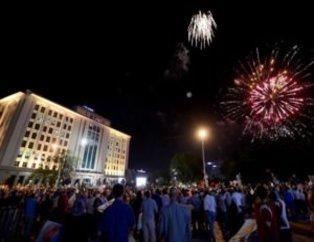 Türkiye seçim sonuçlarını böyle kutladı