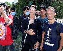 'Yunan güvenlik güçleri dövüp, eşyalarını aldı'