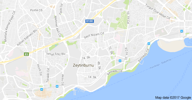 İstanbulun ilçeleri hangi takımı tutuyor?