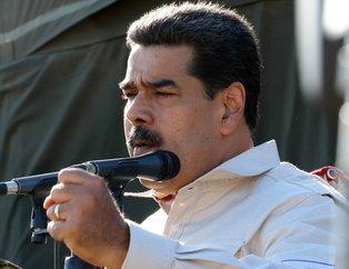 Maduro ABD'ye meydan okudu: Donald Trump dışarı