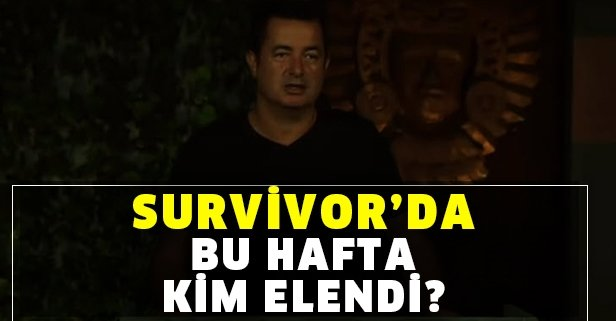30 Haziran Survivor kim elendi, kim gitti?