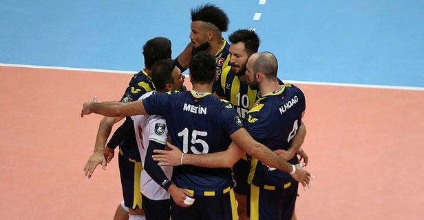 Son dakika: Fenerbahçe HDI Sigorta kupayı kazandı