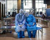 O ülkede koronavirüs bilançosu giderek artıyor!