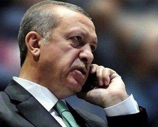 Erdoğan'dan Sri Lanka için taziye telefonu