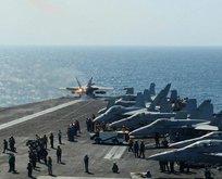 ABD, Suriye'de askeri seçenekleri değerlendiriyor