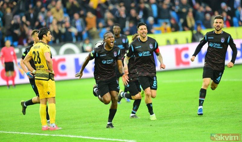 Trabzonspor'un yıldızı Rodallega Galatasaray yolunda