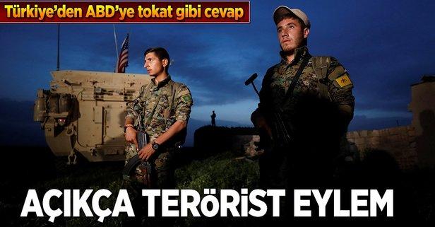 Türkiyeden ABDye sert tepki