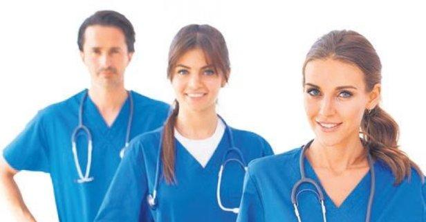 12 bin sağlıkçı alınacak