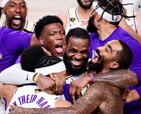 LA Lakers şampiyon