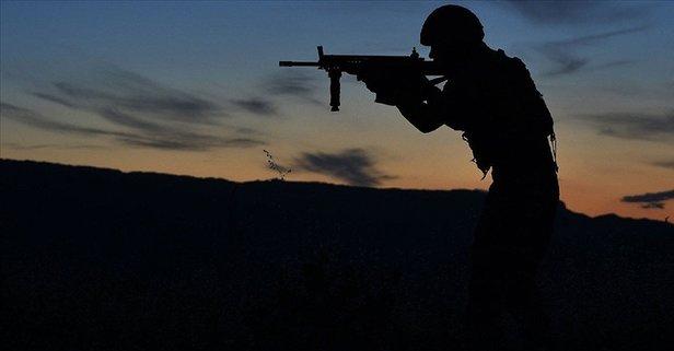 2 PKK'lı teröristin dünya ile bağlantısı kesildi