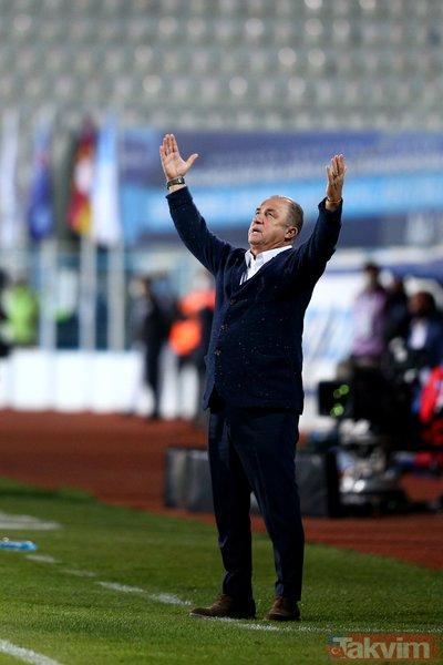 Galatasaray teknik direktörü Fatih Terim gözünün yaşına bakmadı fişini çekti! Bu espri futbol hayatına mal oldu
