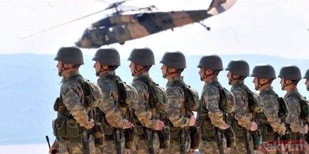 Dosta güven düşmana korku salıyor! İşte Türk Silahlı Kuvvetleri'nin (TSK) envanteri...