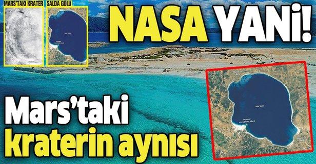 NASA yani!