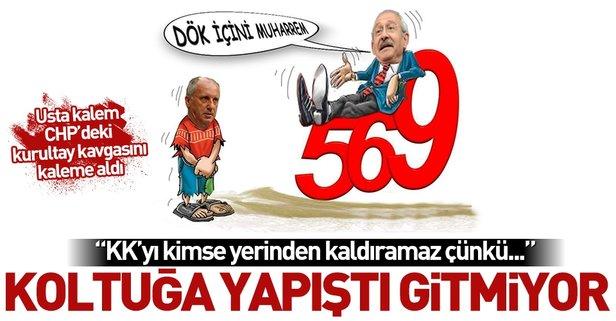 Kemal Kılıçdaroğlu koltuğa yapıştı gitmiyor