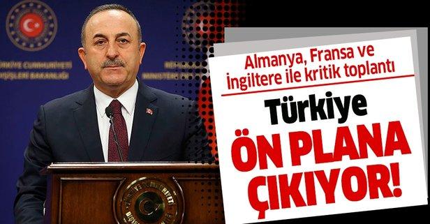 Çavuşoğlu'ndan turizm açıklaması