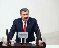 Sağlık Bakanı Fahrettin Koca'dan 8 ile müjde!
