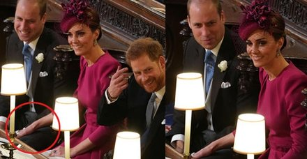 Kate Middleton ile Meghan Markleın bu hareketleri olay oldu