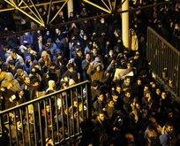 Tahran'da 'Hamaney istifa' sesleri!