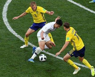 İsveç Güney Koreye takılmadı