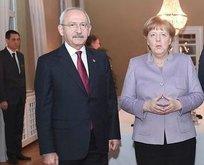 Merkel, CHP'nin talebini mi seslendiriyor?